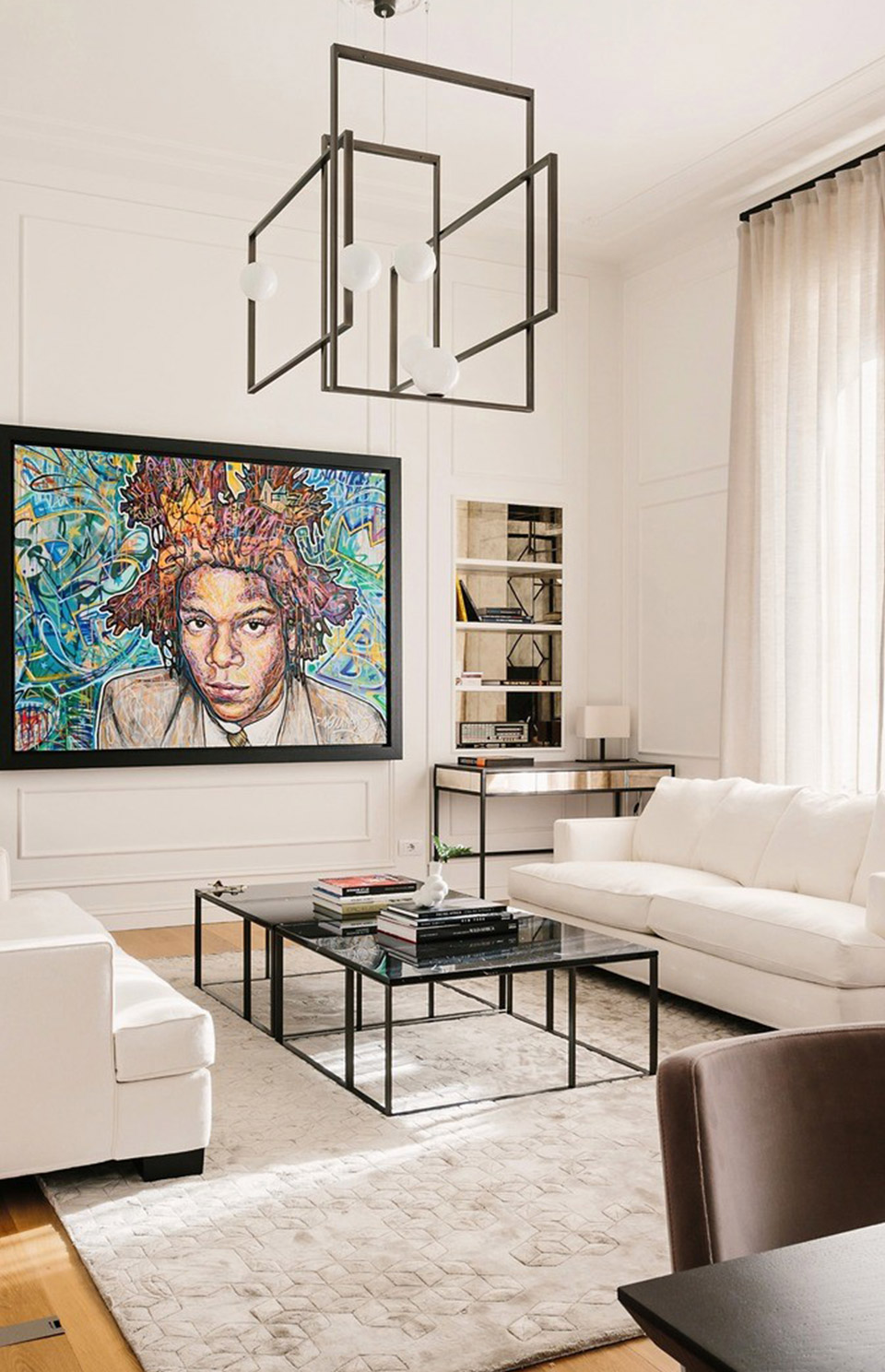 Luxury Single Room Art Suite