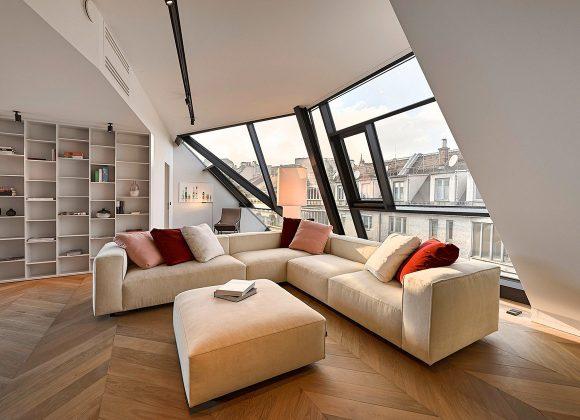 Luxury Double Suite, Attic Floor